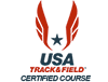 USATF Certified Course!