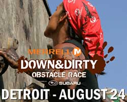 Merrell Down and Dirty Obstacle Race presented by Subaru - Detroit