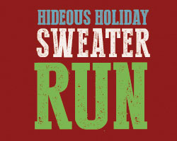 Hideous Holiday Sweater Run