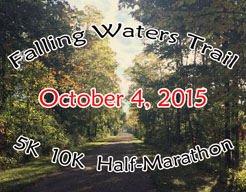 Falling Waters Trail 5K/10K/Half-Marathon