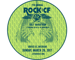 7th annual Rock CF Rivers Half Marathon, Relay & 5K Run/Walk