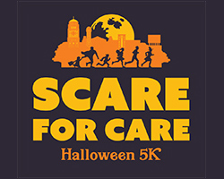 Scare for CARE: Halloween 5K
