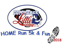 Commerce Little League HOME Run 5k and Fun Run