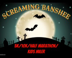 Screaming Banshee 5k/10k/Half Marathon