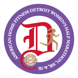 American Home Fitness Detroit Women's Half