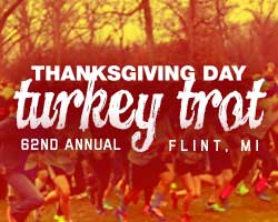 62nd Annual Flint Thanksgiving Day Turkey Trot