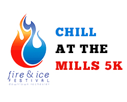Brooksie Way Chill at the Mills 5K