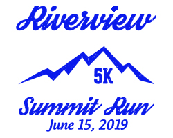 2nd Annual Riverview Summit Run