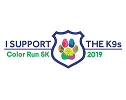 I Support the K9s Color Run 5K
