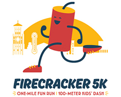 VIRTUAL ONLY for 2020 - Ann Arbor Firecracker 5k