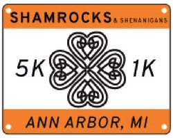 Shamrocks & Shenanigans 5K & Kids' K
