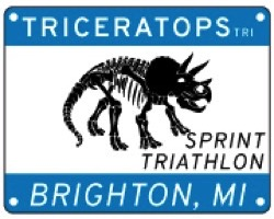 Triceratops Sprint Traihlon