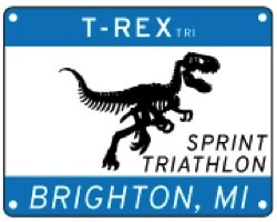 T-Rex Sprint Triathlon & Kids' Tri