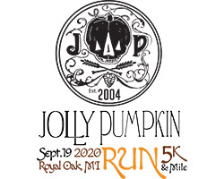 POSTPONED - Jolly Pumpkin Run