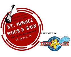 VIRTUAL ONLY - 5th Annual St. Ignace Rock & Run
