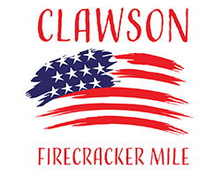Cancelled--$1000 Firecracker Mile Presented by OUR Credit Union