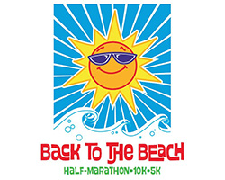 Back To The Beach - Half Marathon 5k & 10k