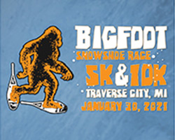 Bigfoot 5K & 10K Snowshoe Race