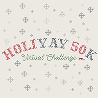 HoliYAY 50K Virtual Challenge