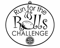 Run for the Rolls Get on the Move Challenge