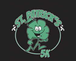 St. Patricks 5K Trail Run
