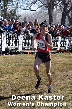 Deena Kastor: Women's Champion