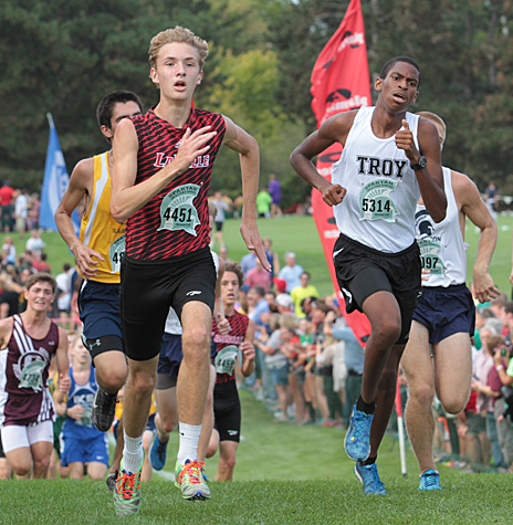 2016 MSU Spartan XC Invitational